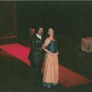 Conte di Luna - Andrey Shkurhan, Leonora - Jutta Holmberg