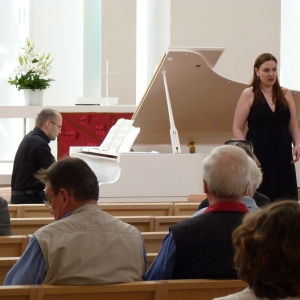 Konsertti Hyvän paimenen kirkko 2012